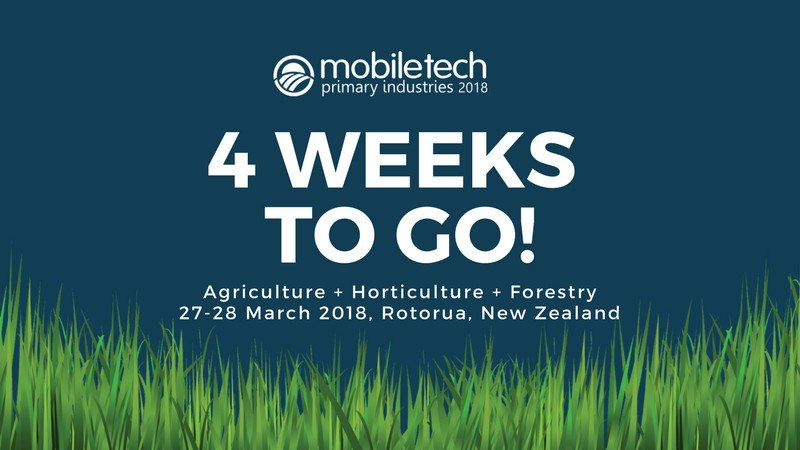 only 4 weeks to go mobiletech