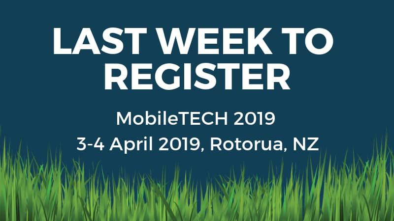 """Featured image for """"MobileTECH 2019 running next week"""""""