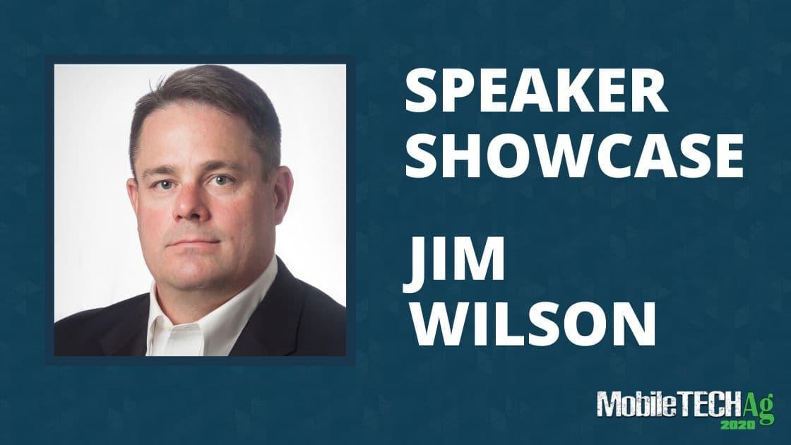 "Featured image for ""New International Speaker – Jim Wilson"""
